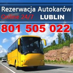 Przewozy autokarowe Lublin