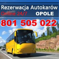 Przewozy autokarowe Opole
